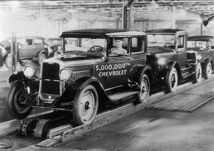 100 Years of Chevrolet Assembly Lines - 2011-10-27 - Assembly Magazine